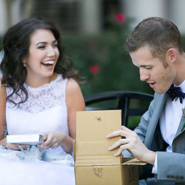 Bride-and-groom-gift-exchange-at-the-Atl