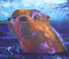 Otter Surfacing