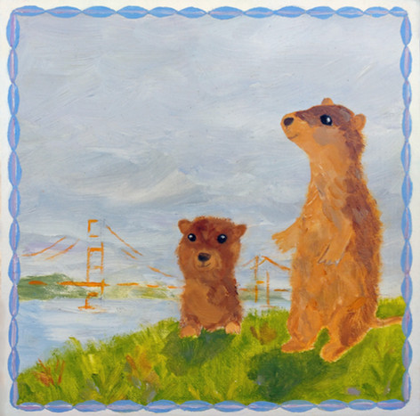 Groundhogs at the Golden Gate