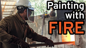 20200202 - painting with fire thumbnail