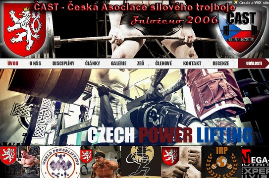 Czech powerlifting