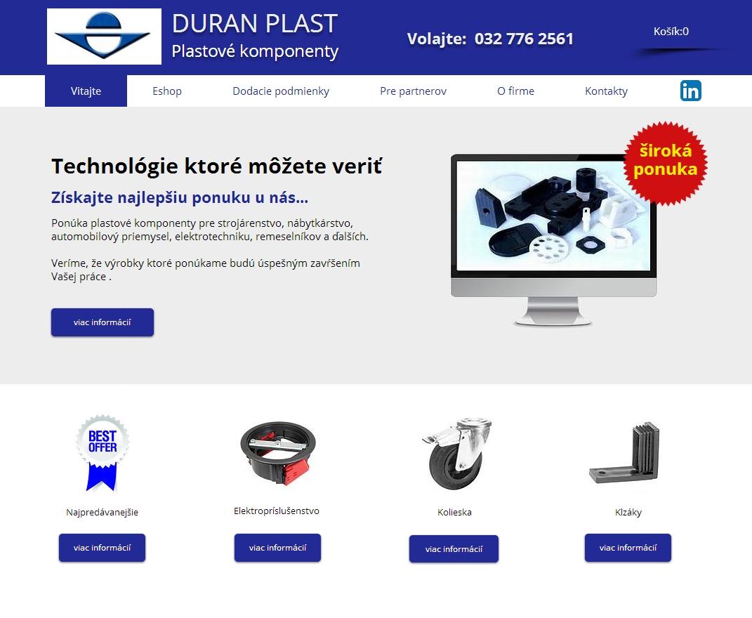 Webová stránka v aukci