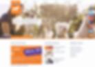Výroba webových stránek Veterinární kliniky VETPARK