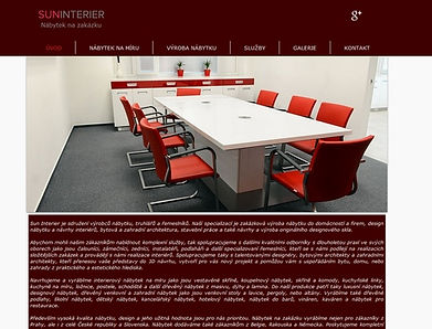 SEO optimalizace webové stránky www.nabytek-na-zakazku.com