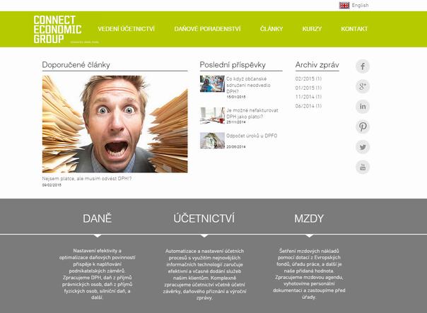 Výroba webových stránek www.vedeni-ucetnictvi-ceg.com