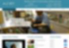 Výroba webových stránek Veterinární kliniky AZVET