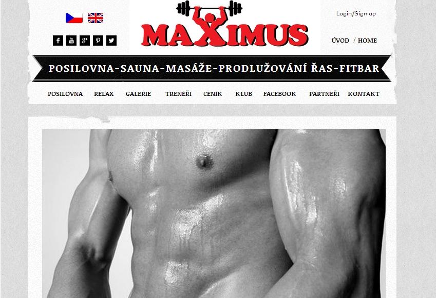 Fitness Maximus