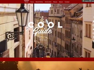 Zahájení výroby www stránek COOLguide