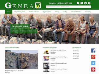 Výroba webových stránek www.bezpecnost-prace.biz