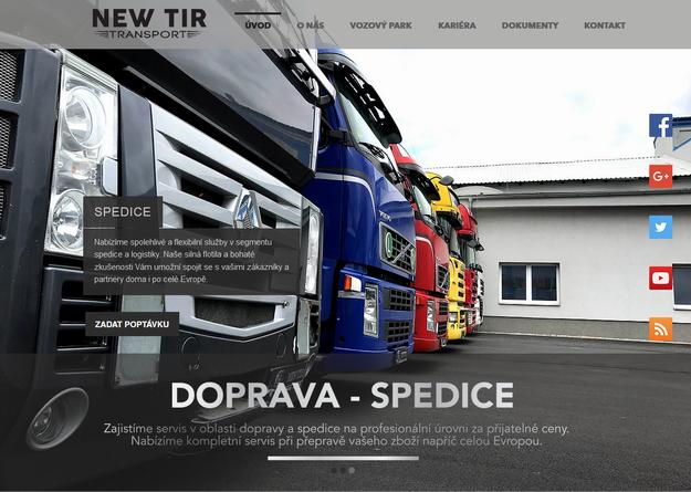 Výroba webových stránek Primaria, a.s.