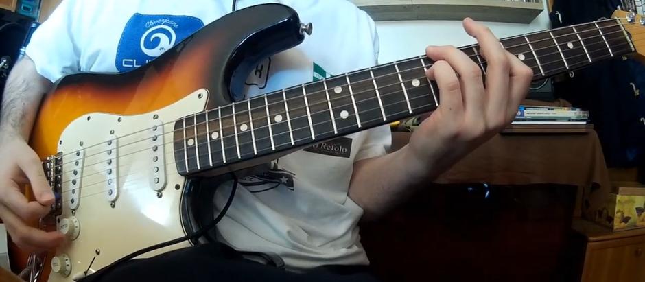 Smile Bomb - Yu Yu Hakusho(guitars)