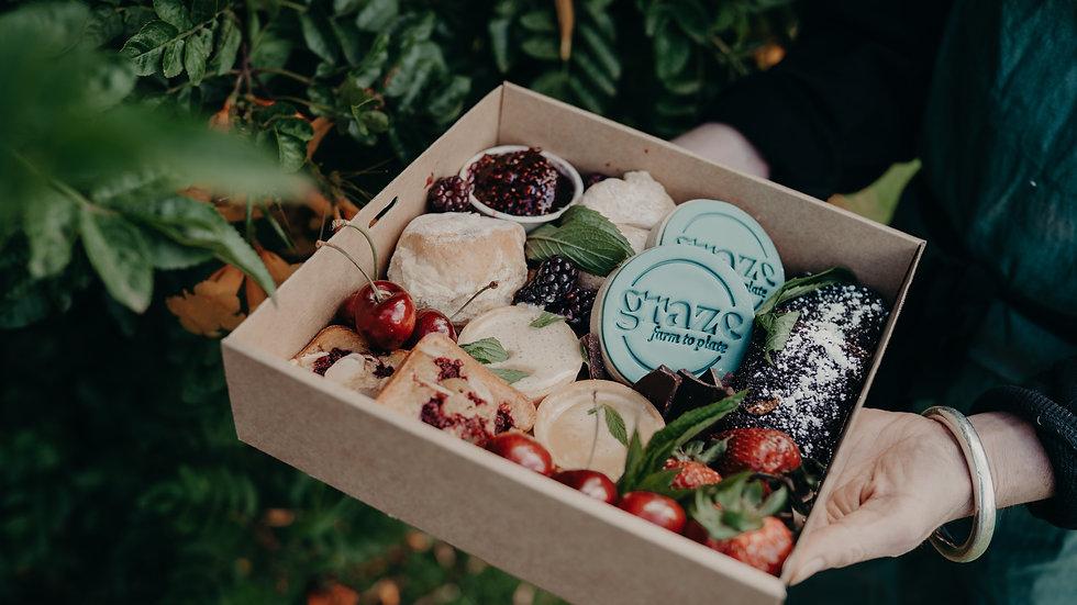 2-4 Person Graze and Dessert Box