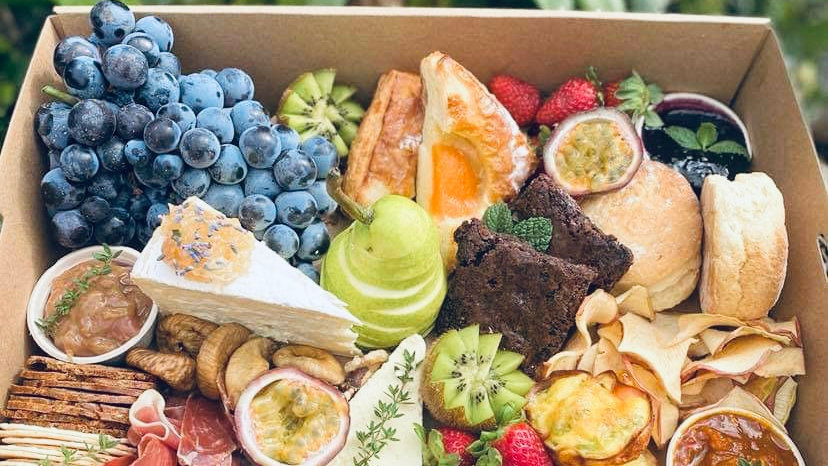 Mothers Day Sweet and Savory Box