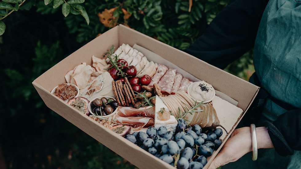 2-4 Person Graze Box