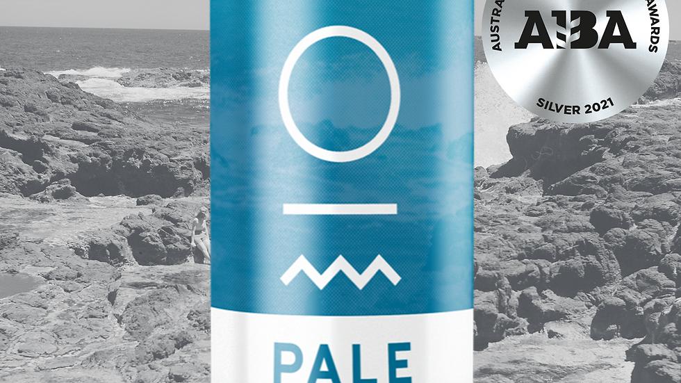 Ocean Reach Brewing Pale Ale