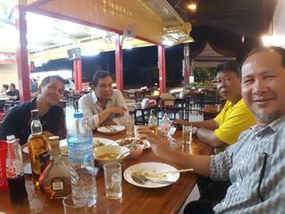 เที่ยวเกาะสมุยปลอดภัย แต่ถ้าร้านอาหารไทย ต้องร้าน ระนองโต้รุ่ง1 หาดเฉวง/ร้านระนอง โต้รุ่ง2 ถ.สายรอบเ