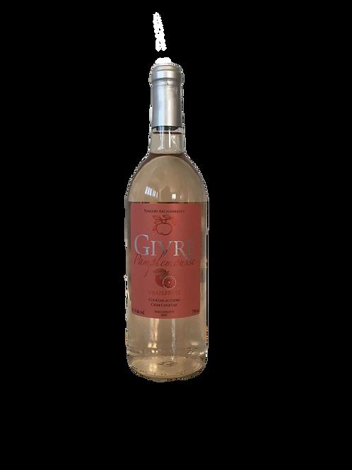 Cocktail au Cidre Pamplemousse