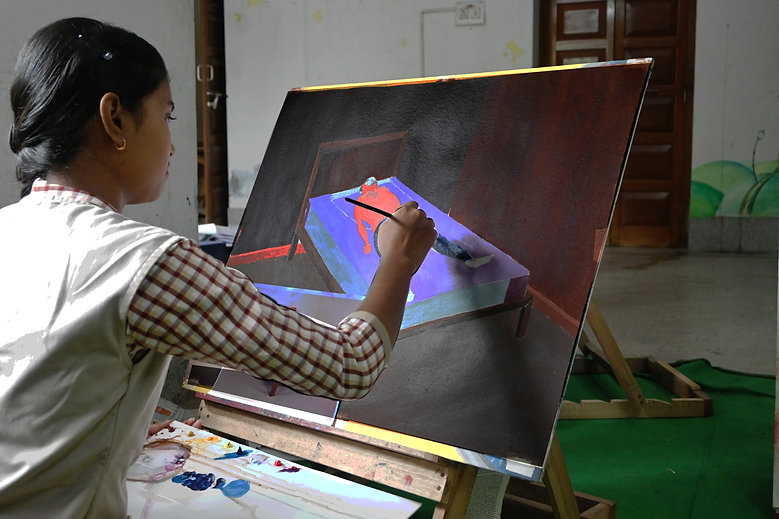 Bachelor In Visual Art
