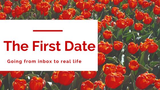 My First Online Date Meetup
