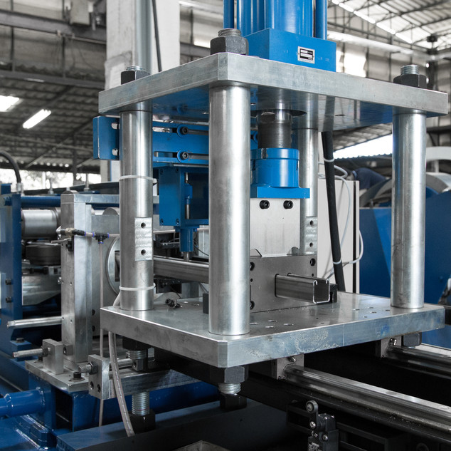 TMS Rollforming Machine strut Profile