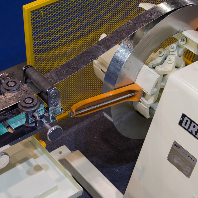 TMS Rollforming Machine-intermach