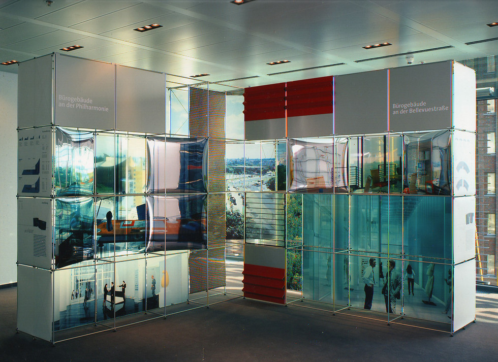 Showroom for Office Buildings