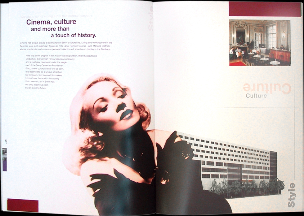 Image Brochure Double Page