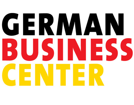 Logo for the German Business Center
