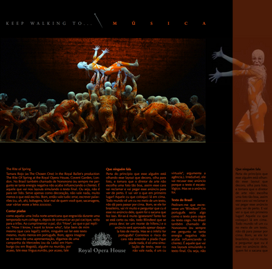Project for Johnny Walker Black Client: Anima Advertising, São Paulo