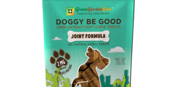 Hemp Extract Soft Chew Dog Treats: Joint Formula