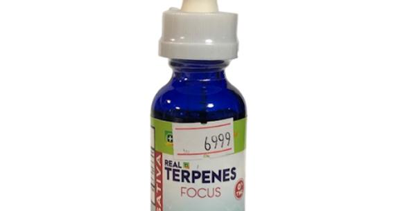 Heal Terpenes: Focus