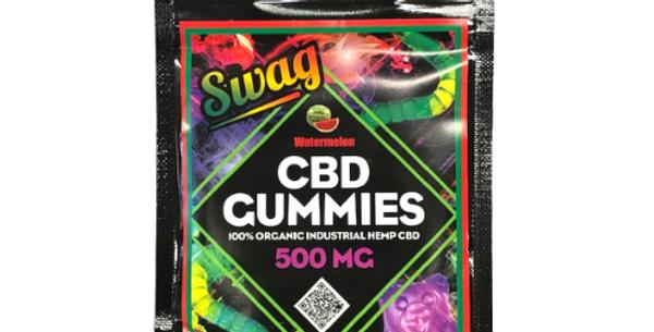 CBD Gummies: Watermelon