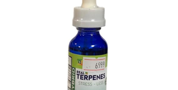Heal Terpenes: Stress-less