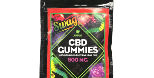 CBD Gummies: Apple