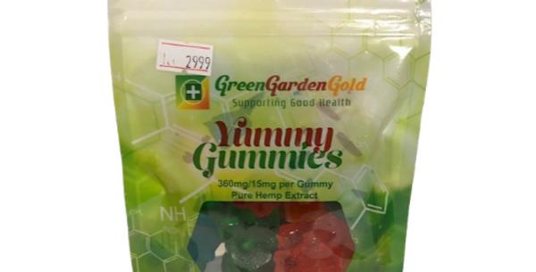 Hemp Yummy Gummies