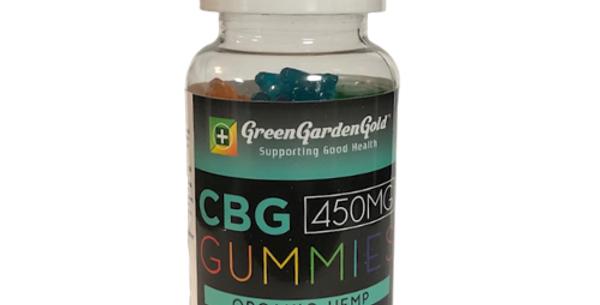 Organic Hemp CBG Gummies