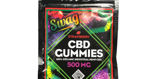 CBD Gummies: Strawberry