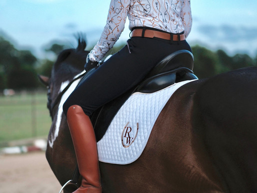 The Hips Don't Lie: Are Tight Hips getting in the way of your riding?