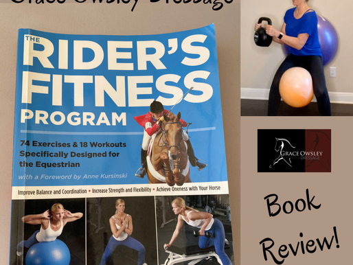 Equestrian Book Review: The Rider's Fitness Program