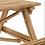 Thumbnail: Mesa com bancos em bambu