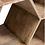Thumbnail: Estante com 11 hexágonos em madeira