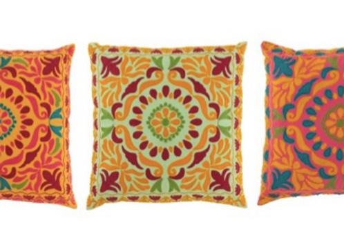 Pack 3 almofadas decorativas