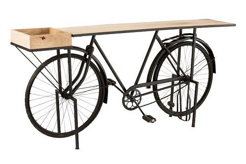 Consola bicicleta