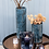 Thumbnail: Mesa de apoio redonda com tampo com espelho