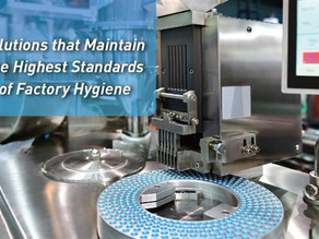 APLEX Provides Solutions that Maintain the Highest Standards of Factory Hygiene