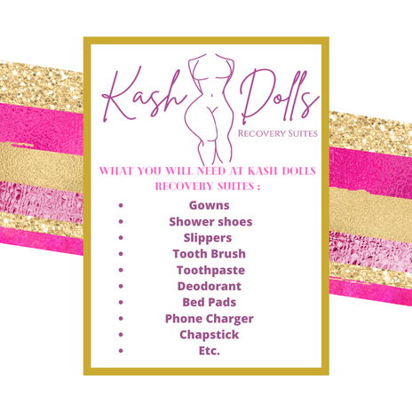 Kash Dolls Recovery Suites Services