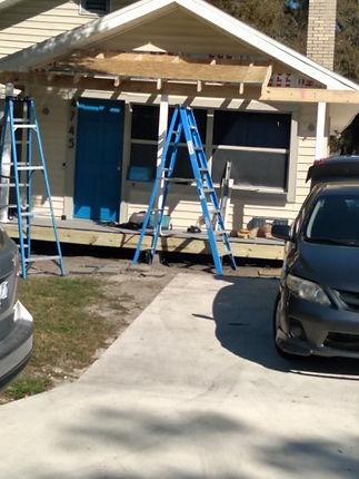 Blue Ladders