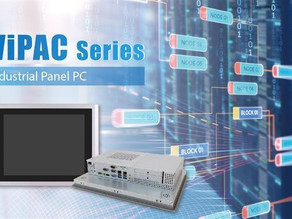 ViPAC, Industrial Panel PC with Rich I/O Interface