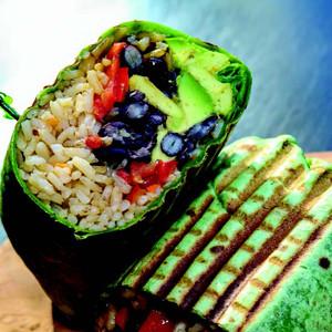 Protein Vegetarian Wrap