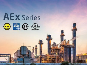 AEx Series, the Explosion Proof Solutions for Hazardous Environment